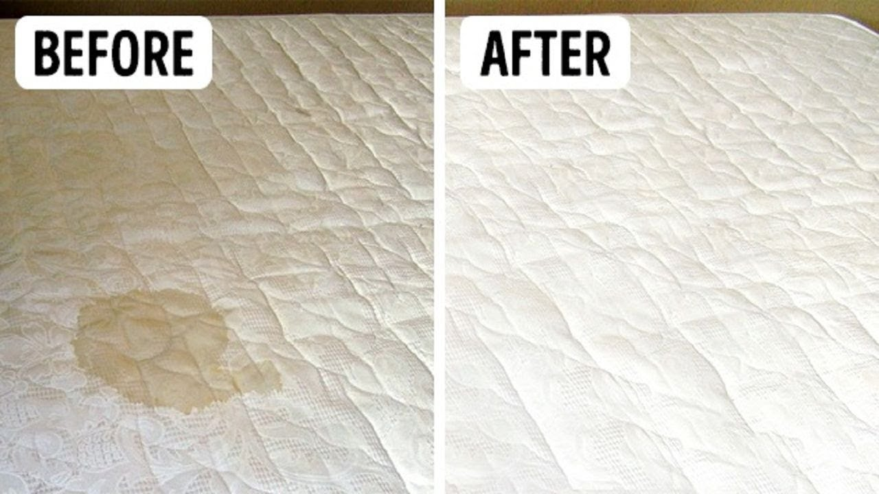 Best Ways to Clean A Mattress
